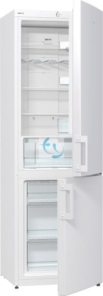 Gorenje NRK 6191 CW, A+, kombinált hűtő, No Frost, 1 ÉV SAJÁT SZERVIZ GARANCIA