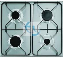 Fagor PD4 LS X NAT, összeépíthető, inox, gáz főzőlap, GYÁRI GARANCIA