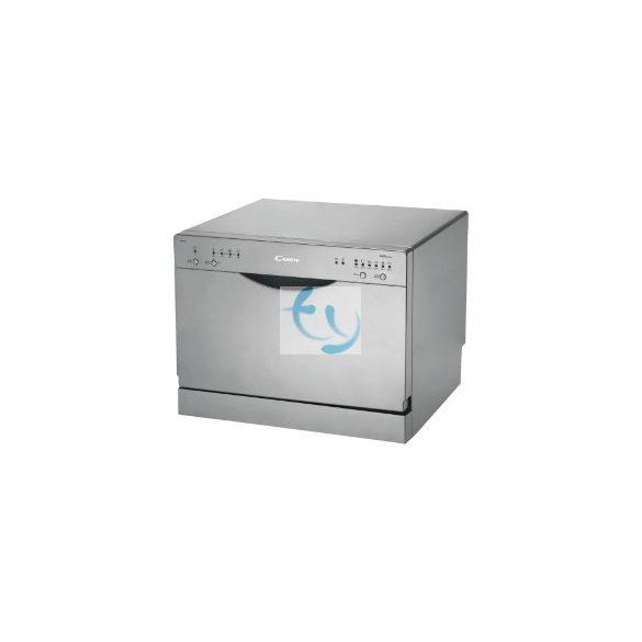 Candy CDCF 6E-S asztali mini mosogatógép, ezüst színű, AAA, GYÁRI GARANCIA