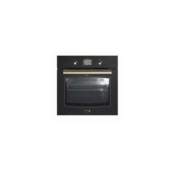 Fagor 5H 185 N EPOCA arany-fekete beépíthető sütő - GYÁRI GARANCIA