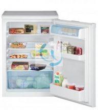 Beko TSE 1422 Hűtőszekrény, A+, egy ajtós, pult alá építhető, GYÁRI GARANCIA