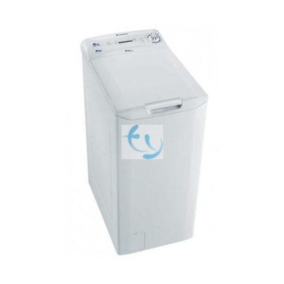 Candy EVOT 11061 felültöltős mosógép, 6 hó saját szerviz garancia