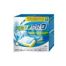 Wpro Powerpro All in 1 lemon fresh mosogatógép tabletta, 4840 000 01164