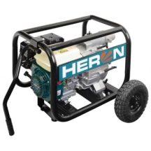 Heron benzinmotoros zagy, átemelő szivattyúk