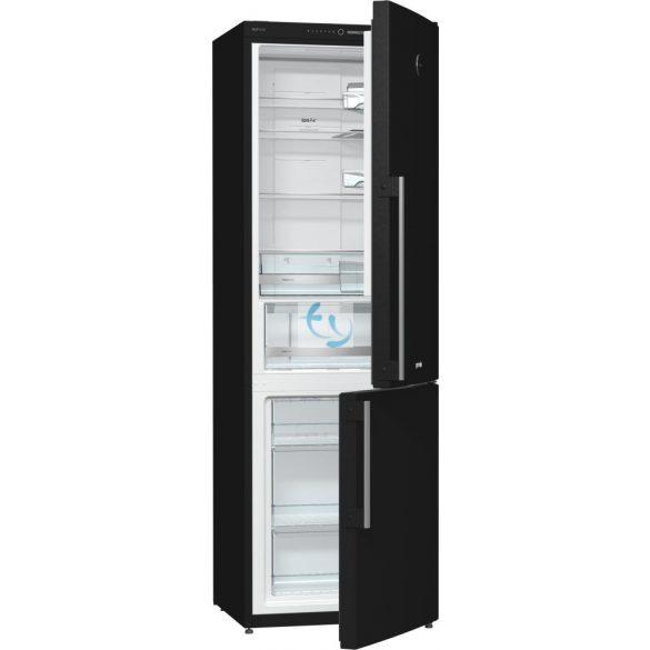 Gorenje NRK62JSY2B kombinált hűtő, A++, GYÁRI GARANCIA