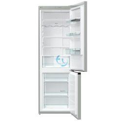 Gorenje NRK6192CX Hűtőszekrény, hűtőgép; A++, 1 év saját szerviz garancia