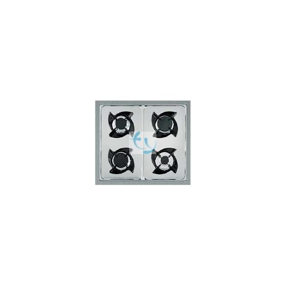 Fagor 2FP 4GLS X, inox, beépíthető gáz főzőlap, GYÁRI GARANCIA