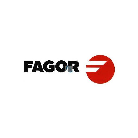 Fagor 5CFB 60, inox,  kürtős páraelszívó