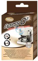WPRO KMC200 kávéfőző zsírtalanító és vízkőoldó készlet