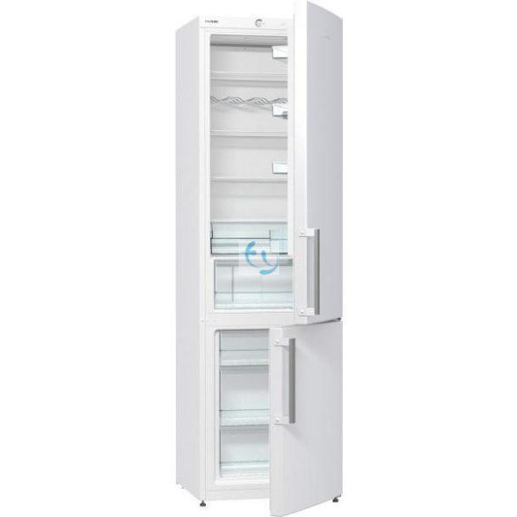Gorenje RK6202EW Kombinált hűtő, A++, 1 ÉV SAJÁT SZERVIZ GARANCIA