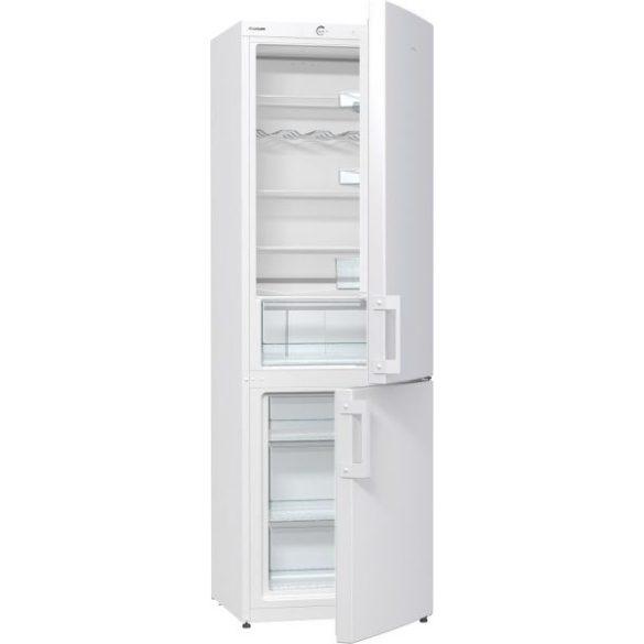 Gorenje RK 6192 AW kombinált hűtő, A++, 3 ÉV GYÁRI GARANCIA