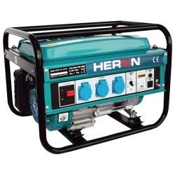 Heron benzinmotoros áramfejlesztő generátorok