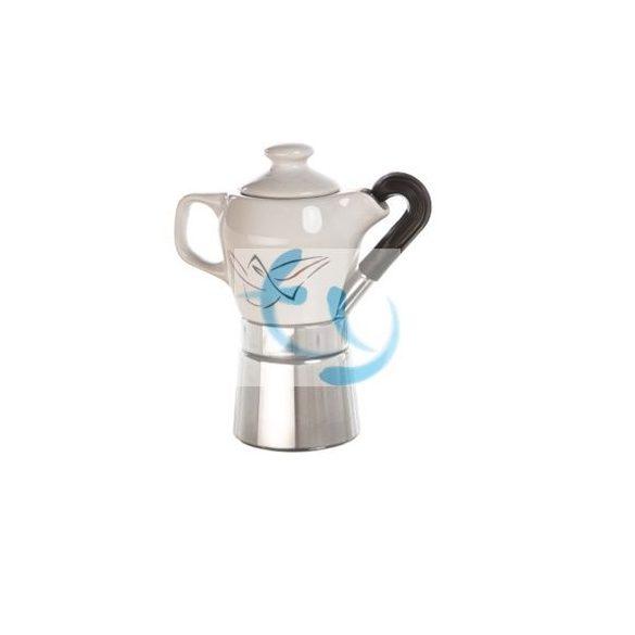 Szarvasi SEHEREZÁDÉ 4 személyes absztrakt mintás kávéfőző