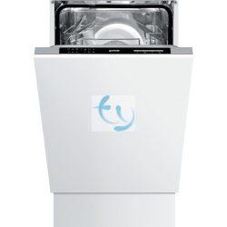 Gorenje GV 51214, A+, 9 terítékes, beépíthető mosogatógép, 3 ÉV GARANCIA