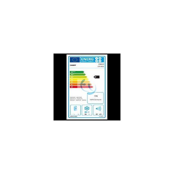 Candy CFU 145 E fagyasztószekrény, A+, 2 ÉV GARANCIA