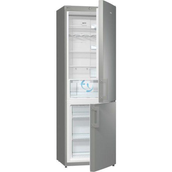 Gorenje NRK 6191 CX kombinált hűtő, A+, No Frost, 3 ÉV GYÁRI GARANCIA