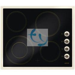 Gorenje ECK63CLI beépíthető, elektromos főzőlap, retro, 3 ÉV GARANCIA