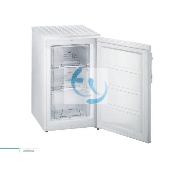 Gorenje F 3091 ANW, fagyasztó szekrény, A+, Gyári garancia