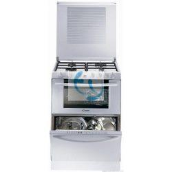 Candy TRIO 9501, fehér, gázégős minikonyha, GYÁRI GARANCIA