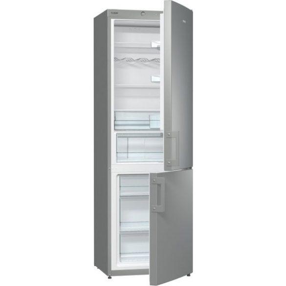Gorenje RK 6192 EX, A++, inox, kombinált hűtő, 3 ÉV GYÁRI GARANCIA