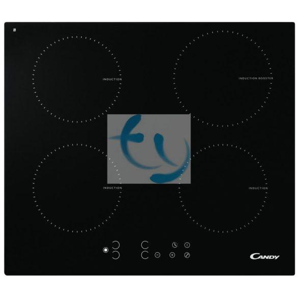 Candy PVI 640 C indukciós, beépíthető főzőlap, 6 HÓ SAJÁT SZERVIZ GARANCIA