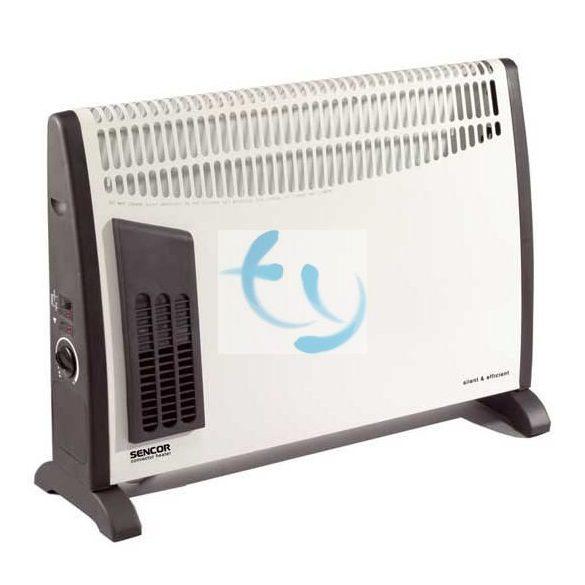 Sencor SCF 2001 hősugárzó, ventilátoros konvektor