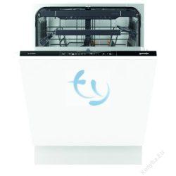 Gorenje GV66160, A+++, beépíthető mosogatógép, 3 ÉV GYÁRI GARANCIA