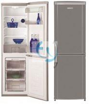 Beko CSA 29022S alulfagyasztós hűtőszekrény, A+, GYÁRI GARANCIA
