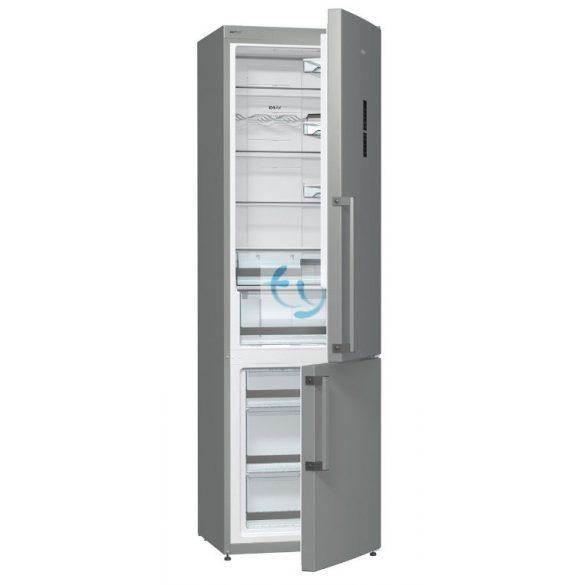 Gorenje NRK6203TX Hűtőszekrény, hűtőgép, A+++, 3 ÉV Gyári garancia